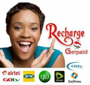 recharge and get paid how it works