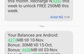 Airtel Free Data Code