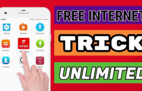 how to get free internet on airtel sim