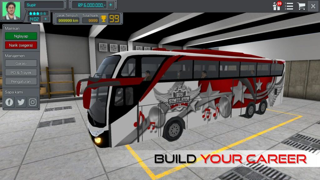 Download Bussid Mod Apk With Unlimited Money