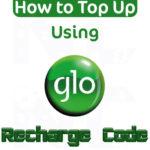 new glo recharge code