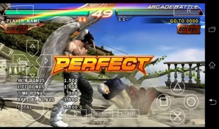 Tekken 7 PPSSPP
