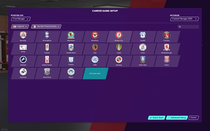 football manager 2020 mobile