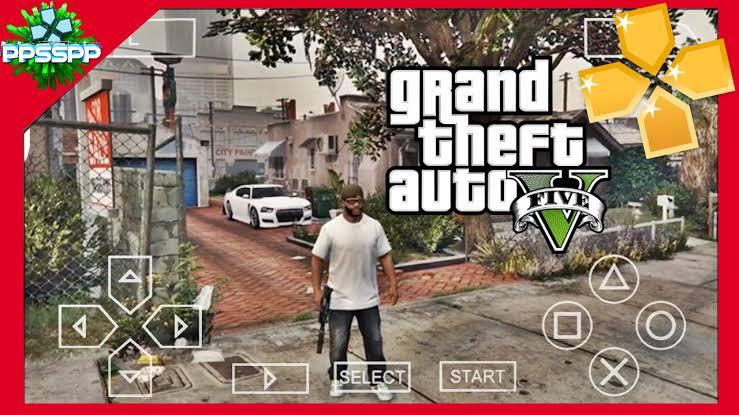 gta 5 psp game download