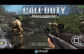 call of duty ppsspp