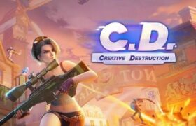 creative destruction mod apk
