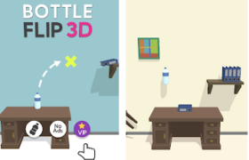 bottle flip 3d mod apk