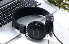 Headphones not working on laptop