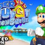 Super Mario Sunshine Rom