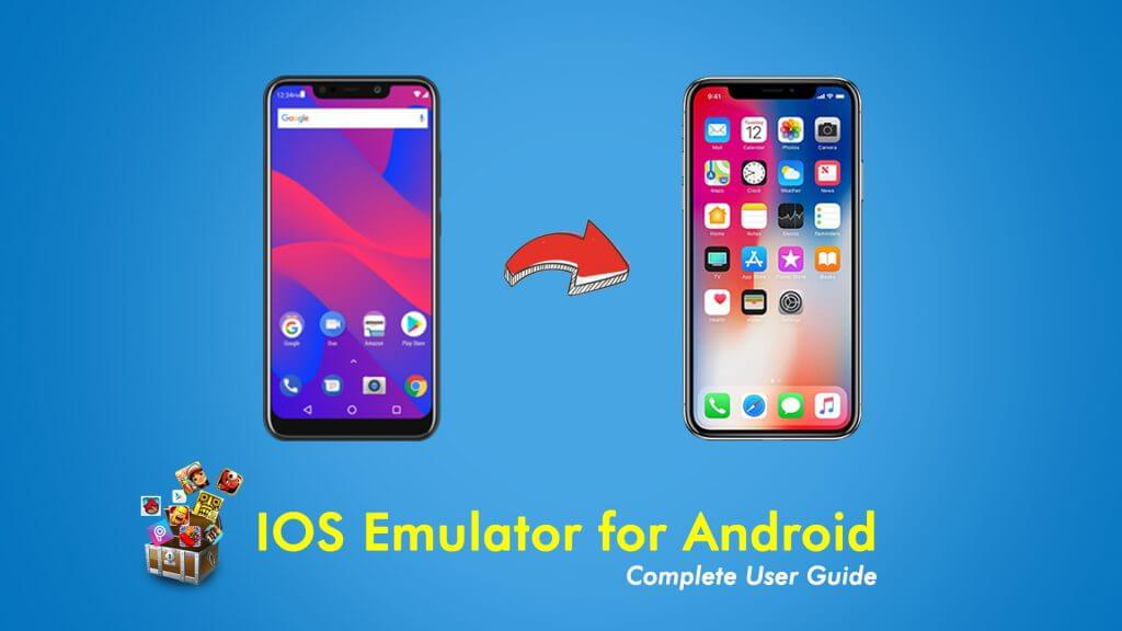 how to install android apps on iphone