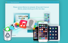 IPhone data recovery app