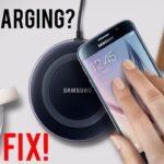 Samsung Wireless Charger Not Working