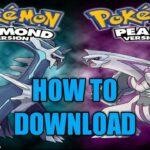 pokémon diamond and pearl download