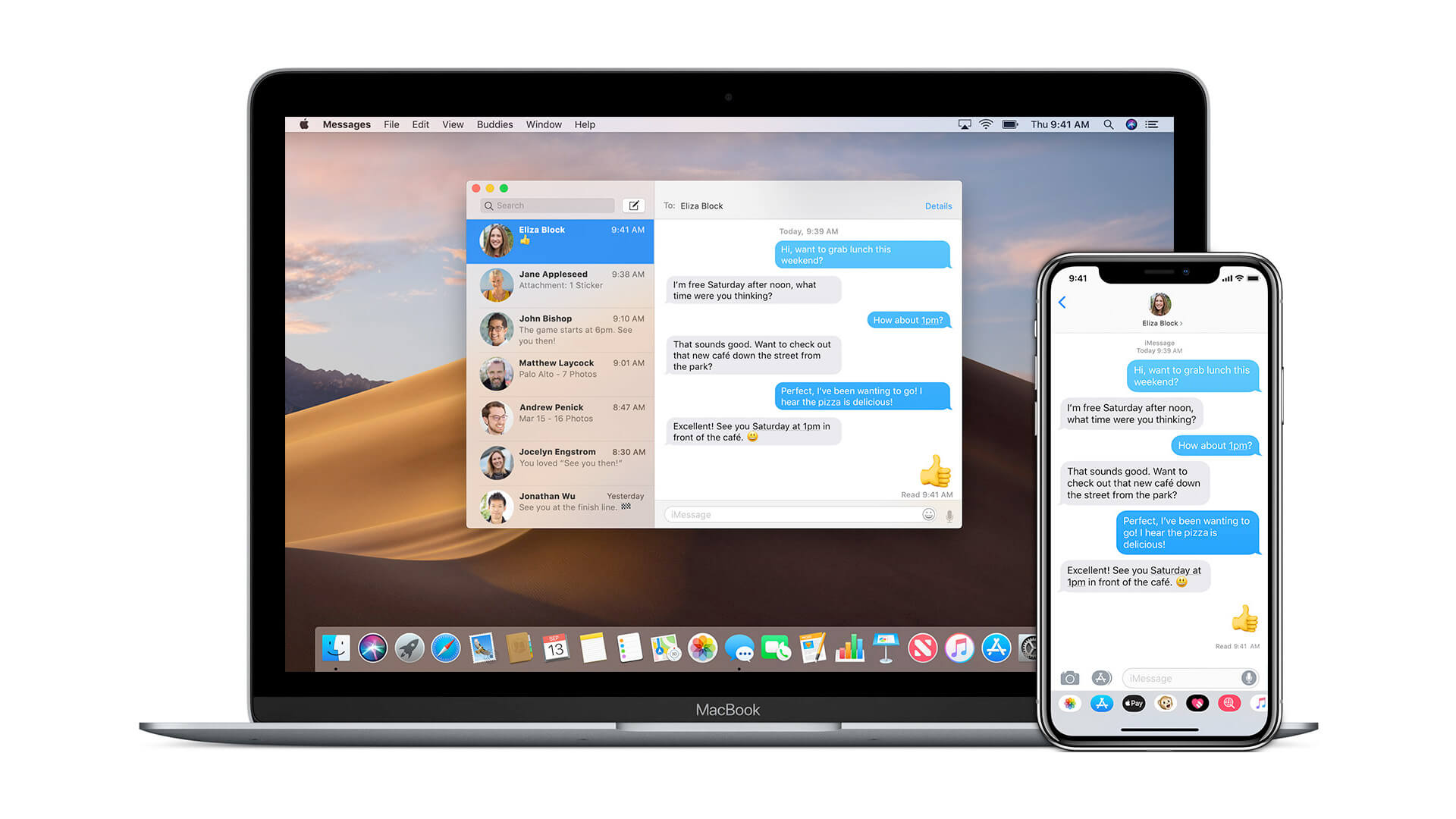 how to use imessage for pc