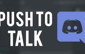 how to use push to talk on discord